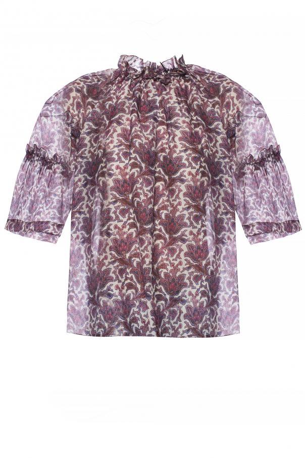 Gathered top od Isabel Marant